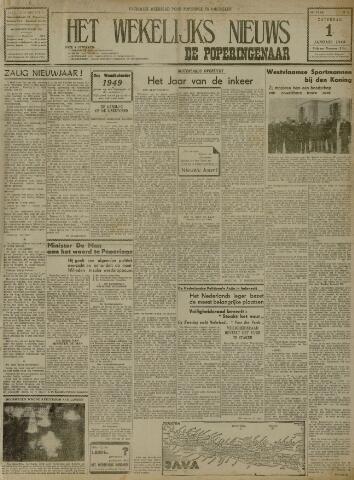 Het Wekelijks Nieuws (1946-1990) 1949