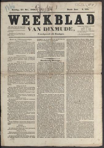 Weekblad van Dixmude 1848-05-21