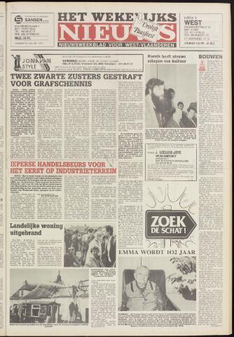 Het Wekelijks Nieuws (1946-1990) 1985-04-05