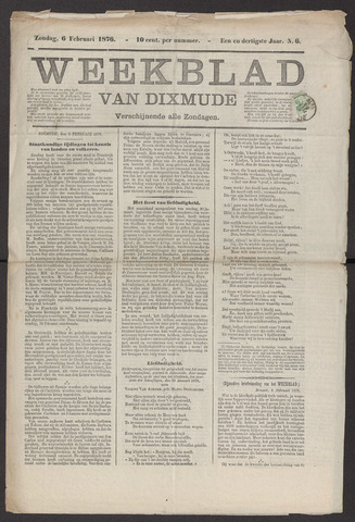 Weekblad van Dixmude 1876