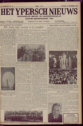 Het Ypersch nieuws (1929-1971) 1968-11-15