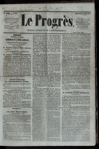 Le Progrès (1841-1914) 1847-06-06
