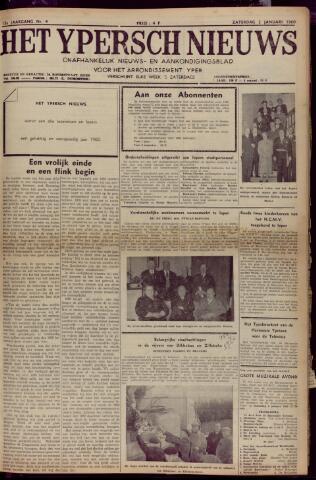 Het Ypersch nieuws (1929-1971) 1960-01-02
