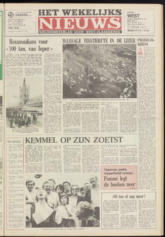 Het Wekelijks Nieuws (1946-1990) 1982-05-28