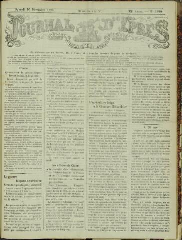 Journal d'Ypres (1874 - 1913) 1898-12-10