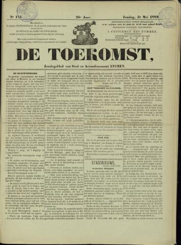 De Toekomst (1862 - 1894) 1889-05-05