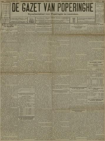De Gazet van Poperinghe  (1921-1940) 1931-04-26
