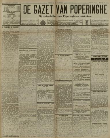 De Gazet van Poperinghe  (1921-1940) 1930-09-28