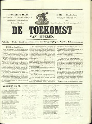 De Toekomst (1862 - 1894) 1871-09-17
