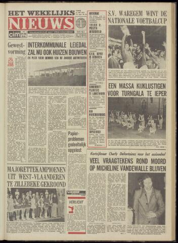 Het Wekelijks Nieuws (1946-1990) 1974-05-31