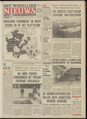 Het Wekelijks Nieuws (1946-1990) 1974-02-08
