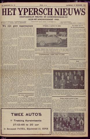 Het Ypersch nieuws (1929-1971) 1965-12-25