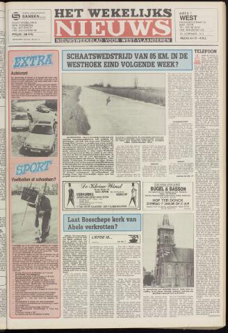 Het Wekelijks Nieuws (1946-1990) 1987-01-16