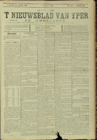 Nieuwsblad van Yperen en van het Arrondissement (1872 - 1912) 1905-12-16