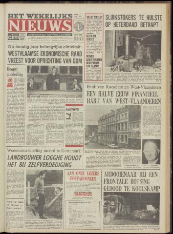Het Wekelijks Nieuws (1946-1990) 1974-12-06