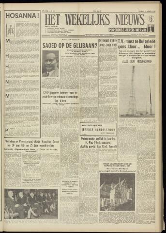Het Wekelijks Nieuws (1946-1990) 1958-03-28