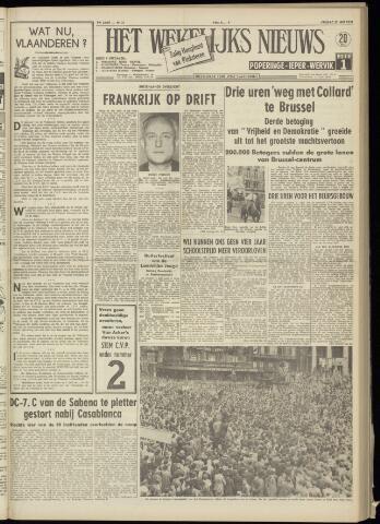 Het Wekelijks Nieuws (1946-1990) 1958-05-23
