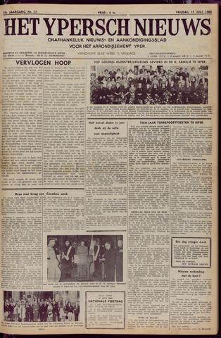 Het Ypersch nieuws (1929-1971) 1966-07-15
