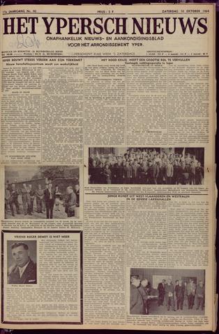 Het Ypersch nieuws (1929-1971) 1964-10-10
