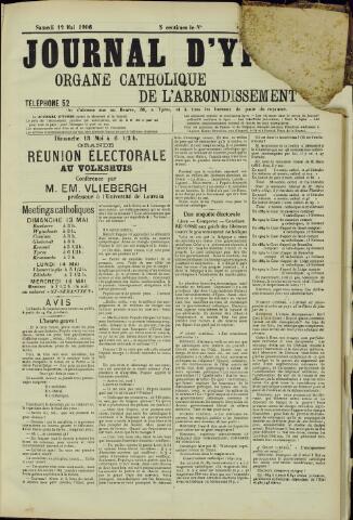 Journal d'Ypres (1874 - 1913) 1906-05-12