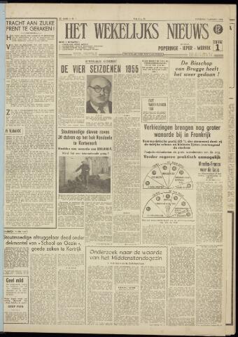 Het Wekelijks Nieuws (1946-1990) 1956-01-07
