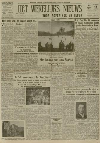 Het Wekelijks Nieuws (1946-1990) 1953-01-17