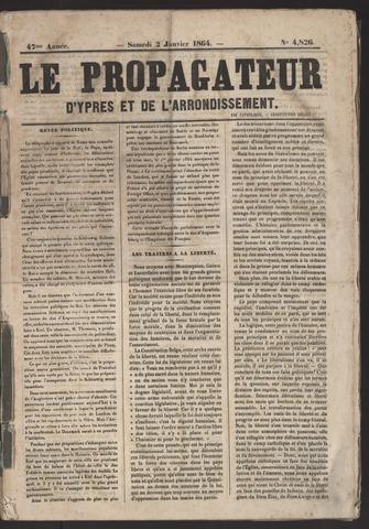 Le Propagateur (1818-1871) 1864