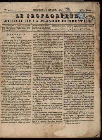 Le Propagateur (1818-1871) 1837