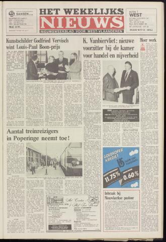 Het Wekelijks Nieuws (1946-1990) 1984-11-16