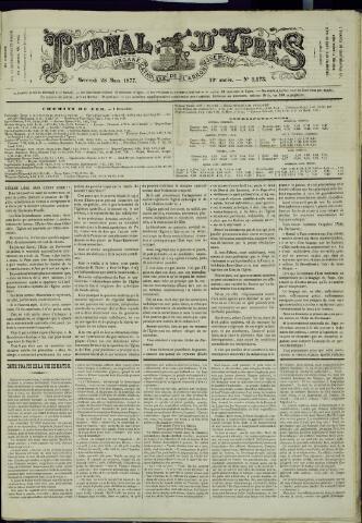 Journal d'Ypres (1874 - 1913) 1877-03-28