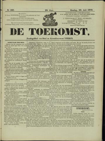 De Toekomst (1862 - 1894) 1889-07-28