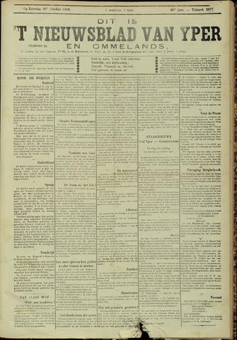 Nieuwsblad van Yperen en van het Arrondissement (1872 - 1912) 1905-01-21