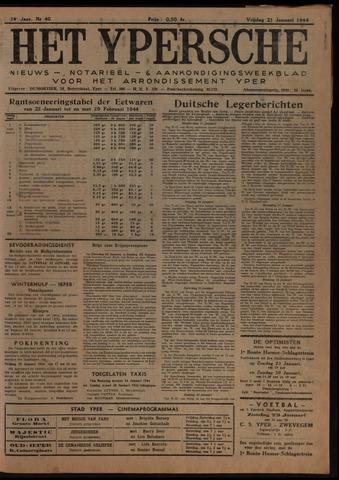 Het Ypersch nieuws (1929-1971) 1944-01-21