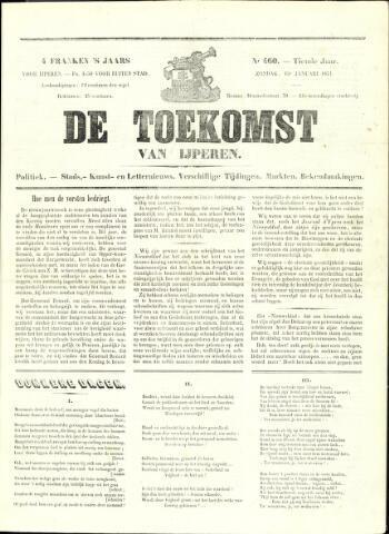 De Toekomst (1862 - 1894) 1871-01-15