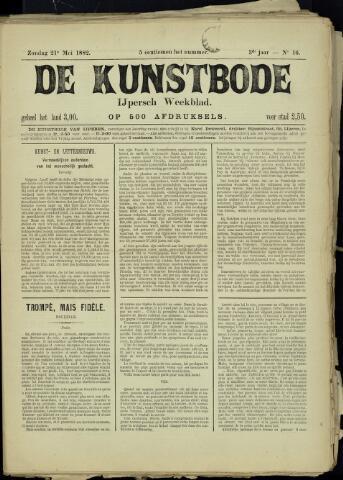 De Kunstbode (1880 - 1883) 1882-05-21