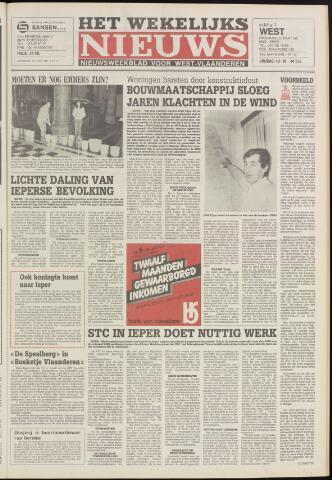 Het Wekelijks Nieuws (1946-1990) 1985-02-01