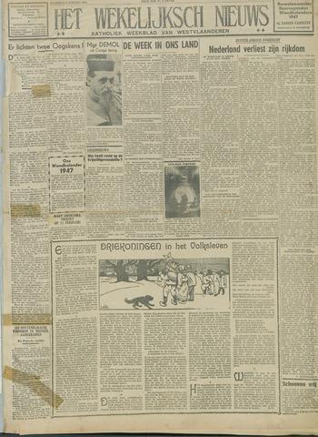 Het Wekelijks Nieuws (1946-1990) 1947