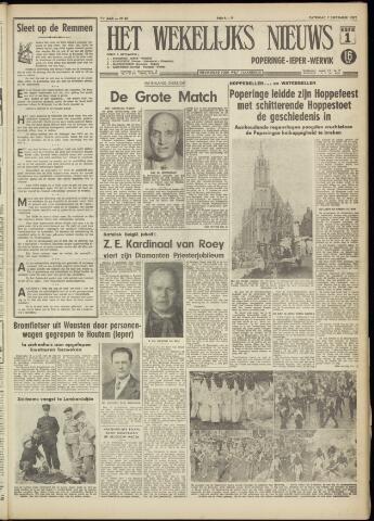 Het Wekelijks Nieuws (1946-1990) 1957-09-07