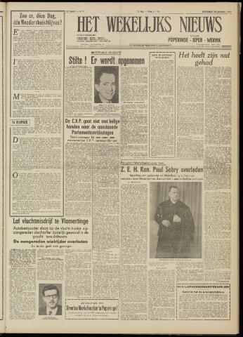 Het Wekelijks Nieuws (1946-1990) 1954-01-30