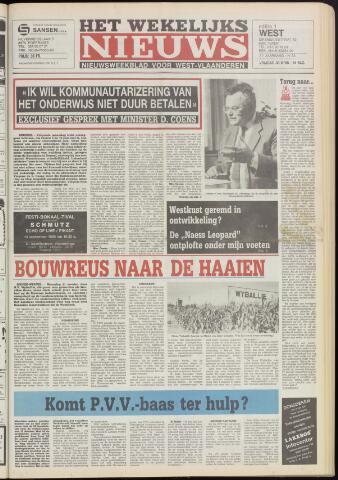 Het Wekelijks Nieuws (1946-1990) 1985-08-30