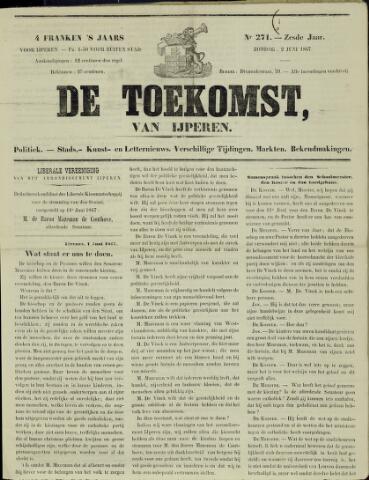 De Toekomst (1862 - 1894) 1867-06-02