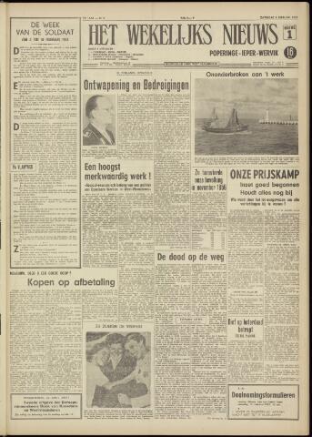 Het Wekelijks Nieuws (1946-1990) 1957-02-02