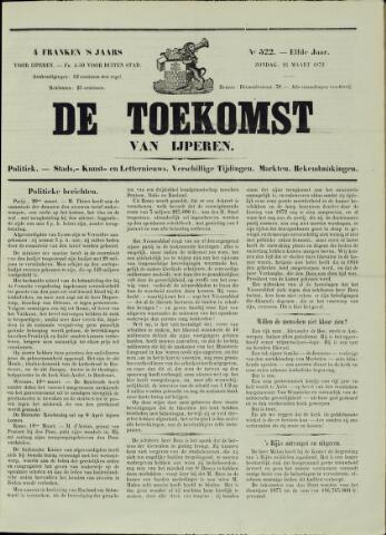 De Toekomst (1862 - 1894) 1872-03-24