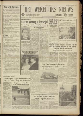 Het Wekelijks Nieuws (1946-1990) 1955-02-19