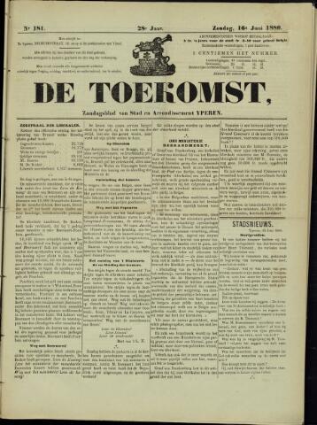 De Toekomst (1862 - 1894) 1889-06-16