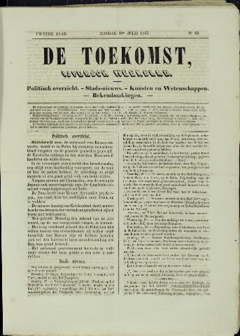 De Toekomst (1862 - 1894) 1863-07-19