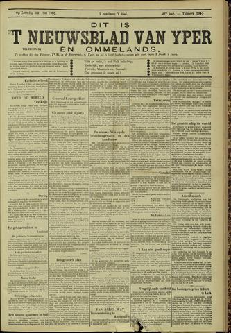 Nieuwsblad van Yperen en van het Arrondissement (1872 - 1912) 1905-05-13