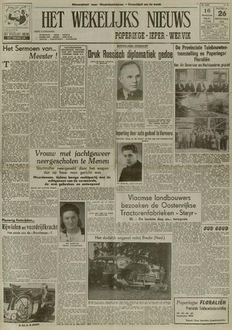 Het Wekelijks Nieuws (1946-1990) 1953-09-26