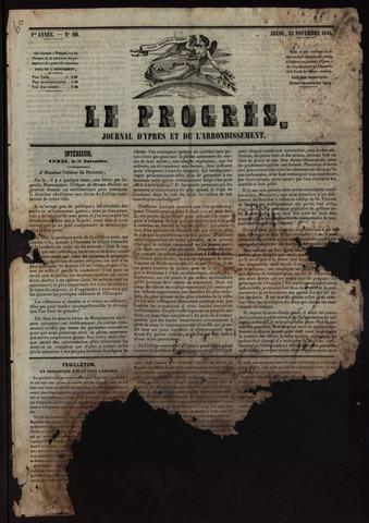 Le Progrès (1841-1914) 1841-11-25