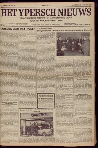 Het Ypersch nieuws (1929-1971) 1964-01-25